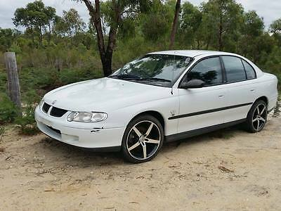 2002 VX series II holden commodore LOW KMS