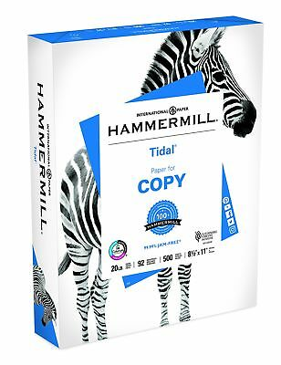500 Sheet Copy Print Paper 8.5x11 Letter Size Hammermill Document Office School
