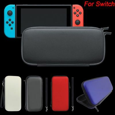 Hard Shell Protective Bag Game Card Storage Carry Case for Nintendo Switch