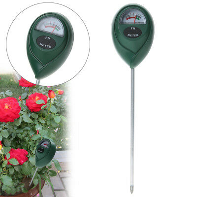 Soil Moisture Meter PH Water Humidity Level Tester for Plants Flowers Vegetable
