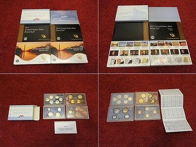 2009 - 2014 United States Mint KMS Proof Set