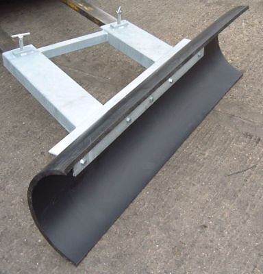 Fork Mounted Snow Plough 1500, 1750 & 2000 Mm Widths