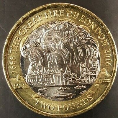 2 £ Pound Coins Collectable Rare  Good Condition Cheap Coin Hunt New