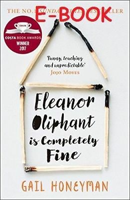 Eleanor Oliphant is Completely Fine by Gail Honeyman EMAILED PDF