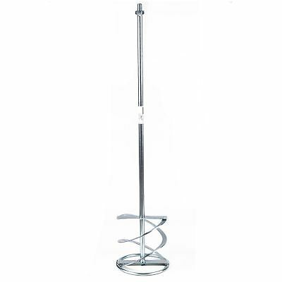 Mixing Paddle Mixer M14 Thread 160x750mm  Plaster, Render Whisk, Stirrer G41