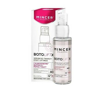 MINCER  Pharma BOTOlift_X Lifting   Faltenfüller N°705 Anti-Aging 30 ml