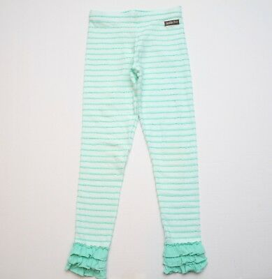 Girls Matilda Jane Adventure Begins Skipping Along Leggings Size 8