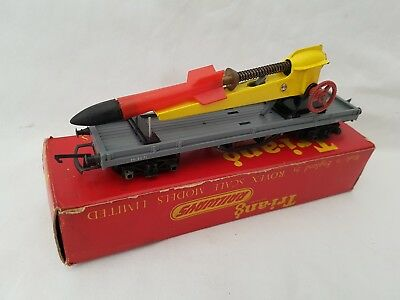 Triang  R216  Rocket Launching Wagon  Mint In Excellent Box