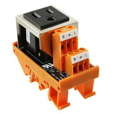 9915480000, Weidmuller, Rs-Simplex 120Vac Single Outlet