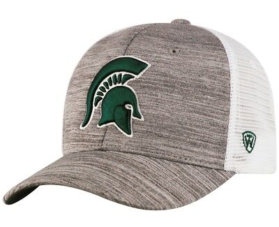 buy popular 5ae46 a7cd6 Michigan State Spartans NCAA Top of the World
