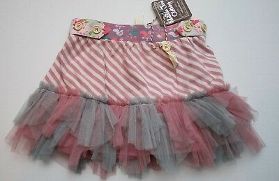 NWT Girls Matilda Jane Once Upon A Time Happily Ever After Skirt Size 4