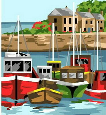 1 port Tranquille Tapestry Canvas