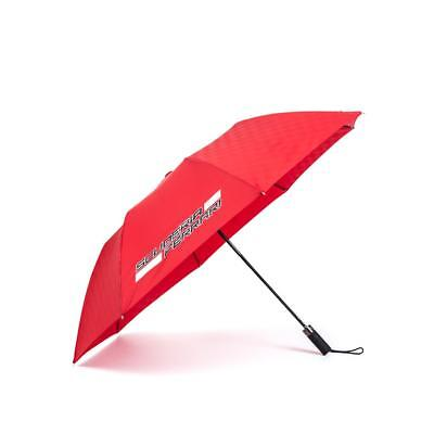 Scuderia Ferrari Formula 1 Authentic  Red Compact Umbrella