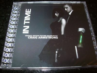 Cd - In Time - Craig Armstrong - Sealed - 2011 - Lakeshore