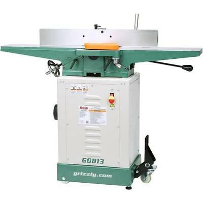 """G0813 6"""" Jointer with Knock-Down Stand"""