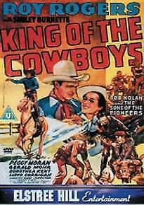 King of the Cowboys (2004) - DVD | Brand New | Free Delivery