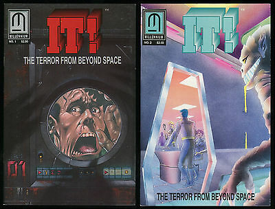 Idw Comics 2 Comics 2010 It The Terror From Beyond Space #1