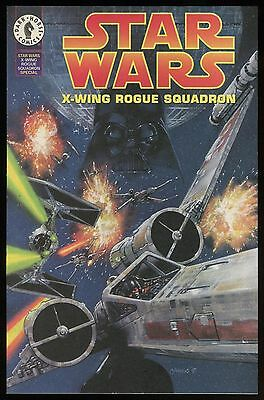 Star Wars X-Wing Rogue Squadron Special Comic Apple Jacks Special Ed. Mail Order