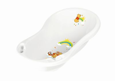 Baby Bath Tub 84 cm Disney Winnie Pooh with Plugs Baby Bath Tub Tub