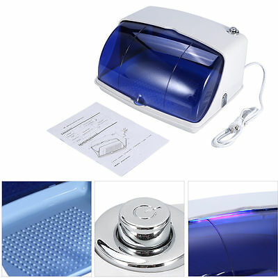 UV Tool Sterilizer Disinfection Sanitizer Cabinet Drawer Towel Beauty Sal Gift