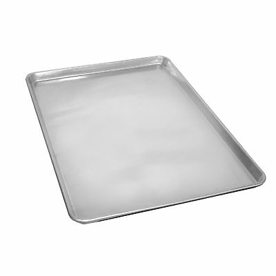 "Excellante Commercial Grade Full Size 18"" x 26"" Aluminum Sheet Baking Pans"