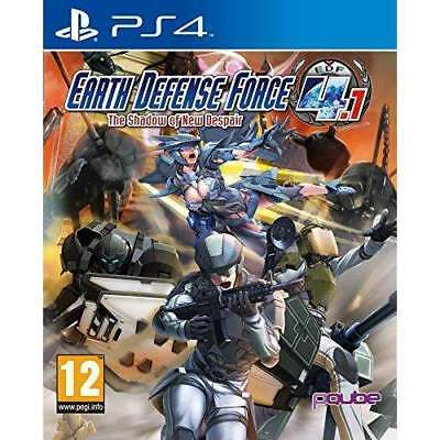 Earth Defense Force 4.1: The Shadow of New Despair - PS4 | Brand New