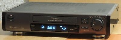 JVC Elegance HR-E939 VHS Hifi Stereo Video Player + Remote