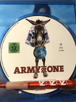 Army Of One Digital Ultraviolet Code bis 24.02.2019 Nicolas Cage Russell Brand