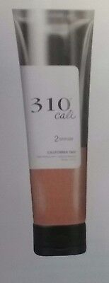 California Tan  CALI 310  step 2 Natural Bronzer tanning lotion