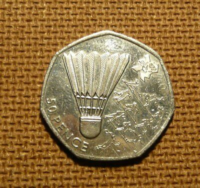 2 pence coin 1994 UK