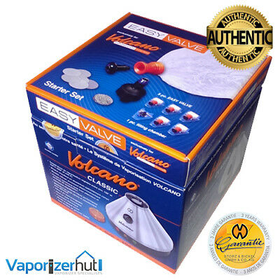 Volcano Classic Vaporizer With Easy Valve ❤ By Storz & Bickel ❤ ☆ 100% Genuine ☆