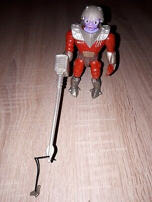 MASTERS OF THE UNIVERSE NA He-Man  Actionfigur Brakk 1988 Malaysia