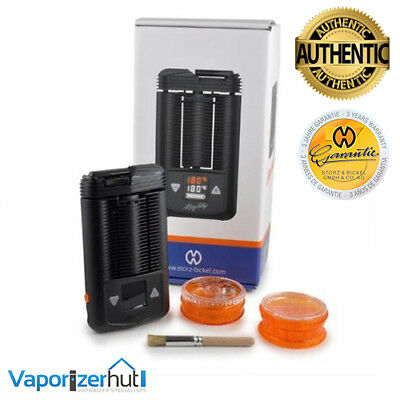 Mighty Vaporizer With App Control ❤ By Storz & Bickel ❤ ☆ 100% Genuine ☆ UK Post