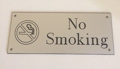 No Smoking Signs (Buy One Get One Free)