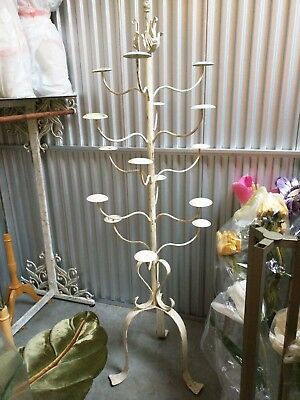 Hat Display Rack Boutique Millinery Retail Floor Stand Wrought Iron