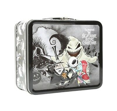 Hot Topic Nightmare Before Christmas Collectors Metal Tin BNWT Loungefly