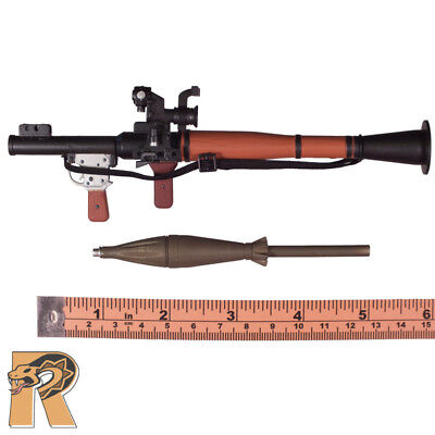 21 Toys RPG - RPG-7 #1 - 1/6 Scale - Ultimate Soldier Action Figures
