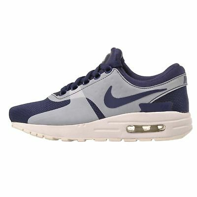 half off f9b51 dcd18 Nike Air Max Zero Essential GS Casual Kids Youth Womens Shoes Blue  881224-402