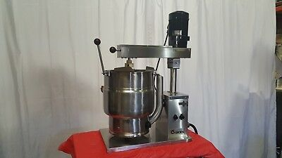 GROEN 20 Quarts or 5 Gallon Fudge Steam Jacketed Mixing KETTLE model TBD7/-20