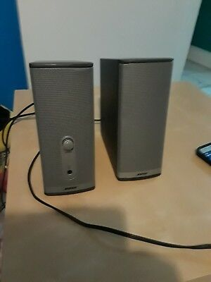 bose companion 2 series ii computer speakers