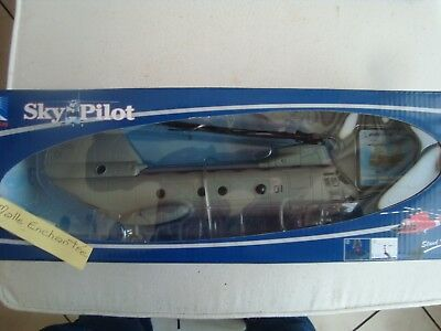 Helicopter Boeing Ch 46 Sea Hnight Marines Military Usa New New Ray 1/55°