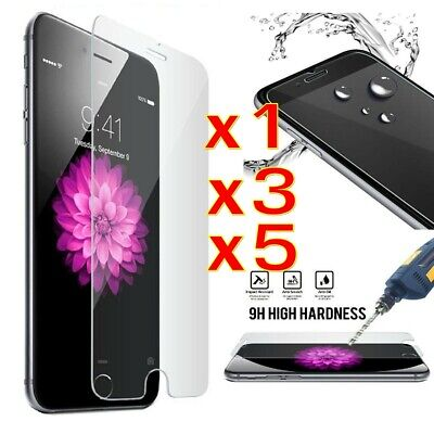 Tempered Glass Protective Screen Protector Film for iPhone XR XS MAX 7 8 Plus 6S