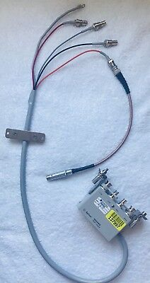 Agilent Model 16048G Test Leads Port Extension Cable 4294A Impedance Analyzer1