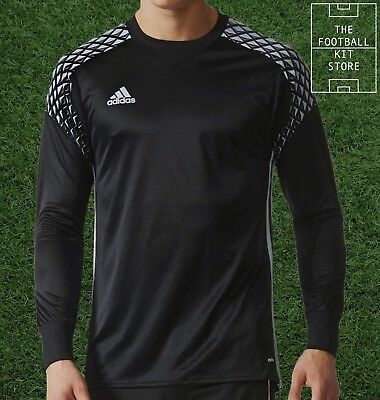 75b9febdc77 adidas Onore Goalkeeper Shirt - GK Football Jersey - Removable Padding -  Mens