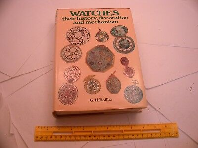 Book 193 – Watches: Their History, Decoration and Mechanism