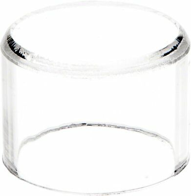 "Plymor Brand Clear Acrylic Round Cylinder Display Riser, 1.5"" H x 2"" D"