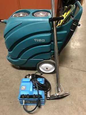 Tennant Model 1160 Carpet Extractor With Accessories