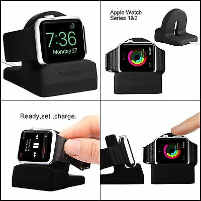 Stand for Charger Charging Easy To Dock Night Mode Apple Watch 1 2 3 38MM 42MM