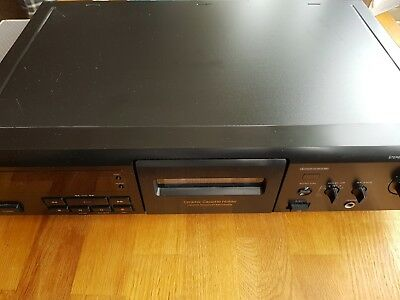 Sony  Tape-Deck  TC-KE 300  mit 10 kasetten