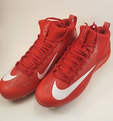 separation shoes 69417 62840 Nike Force Zoom Trout 3 Red White Metal Baseball Cleats NEW SIZE 12 856503-